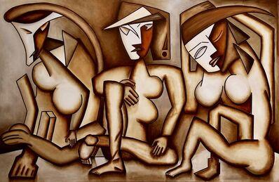 Alain Beraud, 'Mystères féminins'