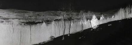 Shi Guorui 史国瑞, 'View of Catskill Mountains, New York, Feb 6-7 2019', 2019