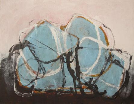 Cleve Gray, 'Genesis', 1980