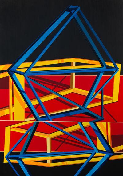 Tommy Fitzpatrick, 'Twin Diamonds', 2015