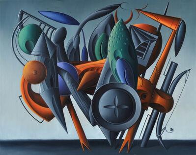 Valton Tyler, 'Fire', 1992