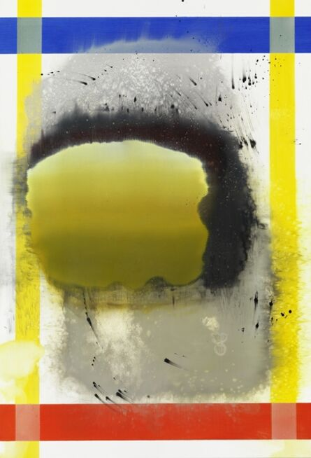 Florin Kompatscher, 'Ohne Titel (Wie wenn es aus dem Nebel gekommen wäre...)', 2015