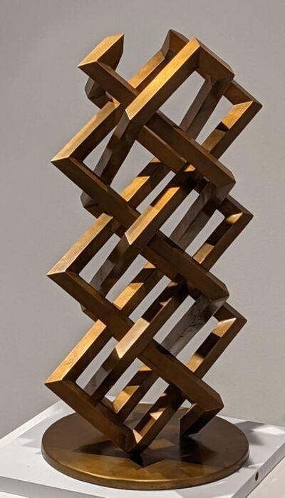 Anton Bakker, 'Opus 951465 Braiding II', 2021