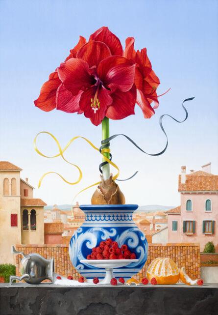 James Aponovich, 'Still Life with Amaryllis', 2008