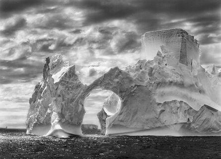 Sebastião Salgado, 'Fortress of Solitude, Antarctica', 2005