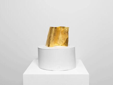 Giuseppe Penone, 'Spoglia d'oro', 2001