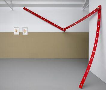 Mariana Castillo Deball, 'Tonalpohualli Xipe', 2017