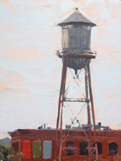Stephanie Hartshorn, 'High Tower II', 2014