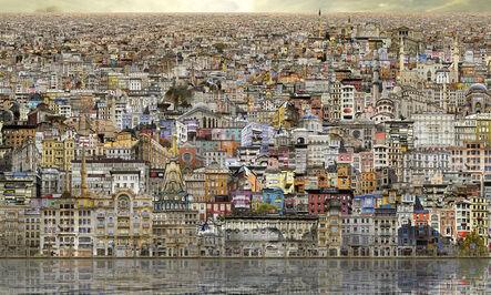 Jean-François Rauzier, 'Istanbul Veduta', 2014