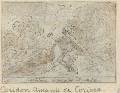 Johann Wilhelm Baur, 'Coridone, Lover of Corisca', 1640