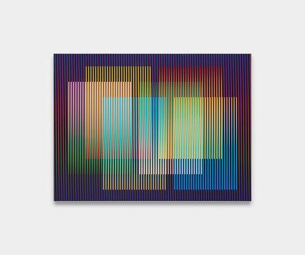 Carlos Cruz-Diez, 'Color Aditivo Panam 7 ', 2010