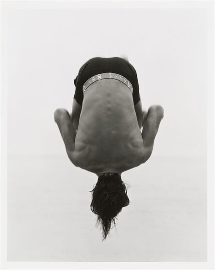 Herb Ritts, 'Backflip, Paradise Cove', 1987
