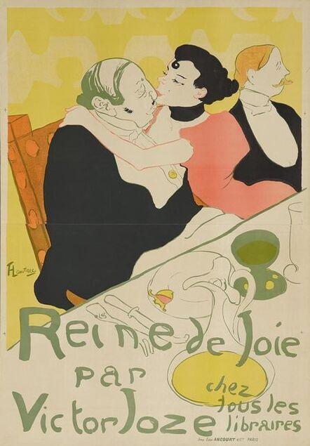 Henri de Toulouse-Lautrec, 'Reine de Joie', 1892