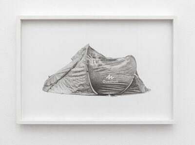 Tiziano Foucault-Gini, 'Tente', 2021
