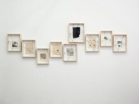 Áron Kútvölgyi-Szabó, 'Own fragments 1-9', 2014