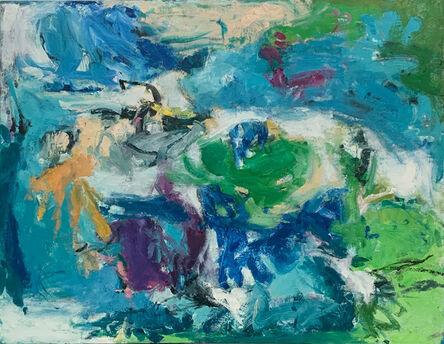 Judith Goldsmith, 'Undersea (Coral Reef) III', 2018-2019