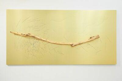 Yang Xinguang 杨心广, 'Golden IV', 2013