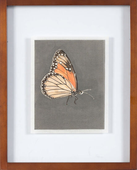 Barbara Broughel, 'Monarch Butterfly', 2001