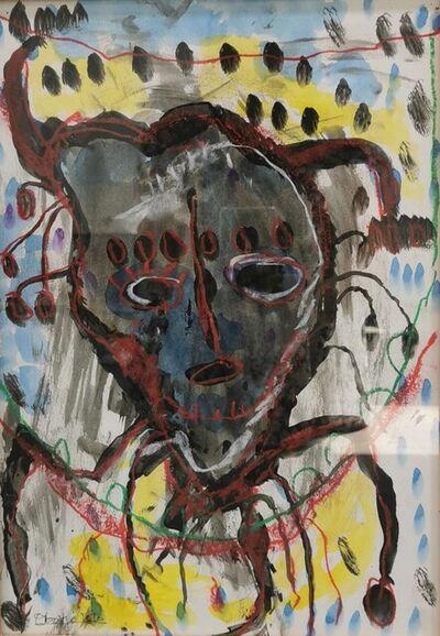 Obodje, 'Apprentissage de la forêt 3', 2020