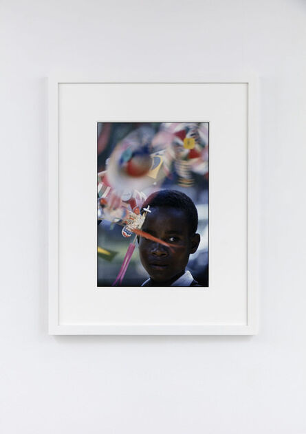 Gordon Parks, 'Boy at Carnival, Fort Scott, Kansas', 1963