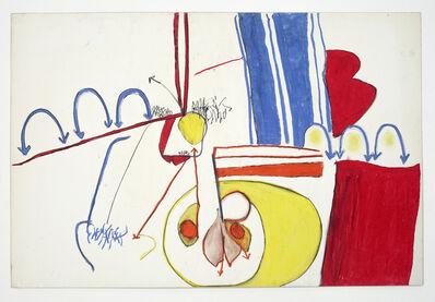 Hannah Wilke, 'Untitled', ca. 1960