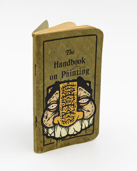 GATS, 'The Handbook on Painting 3', 2020