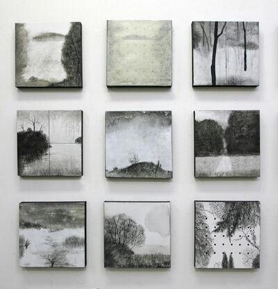 Hei Myung Hyun, 'Hado 1423 (9pieces)', 2014