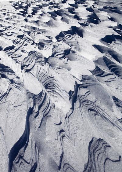 Sebastian Copeland, 'Sastrugi V - S84°06 E055°01, Antarctica', 2012