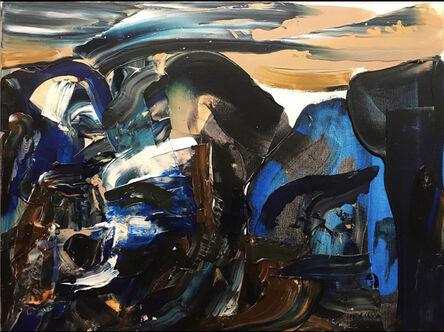 Thomas Granslev, 'Himalaya Blue ', 2020