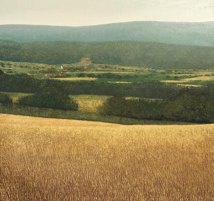 Benoît Trimborn, 'Village et Montagnes', 2015