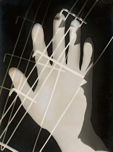László Moholy-Nagy, 'Photogram', 1926