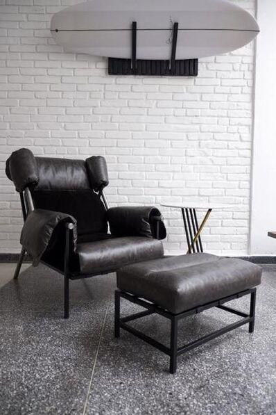 Felipe Protti, 'MONTANA armchair', 2015