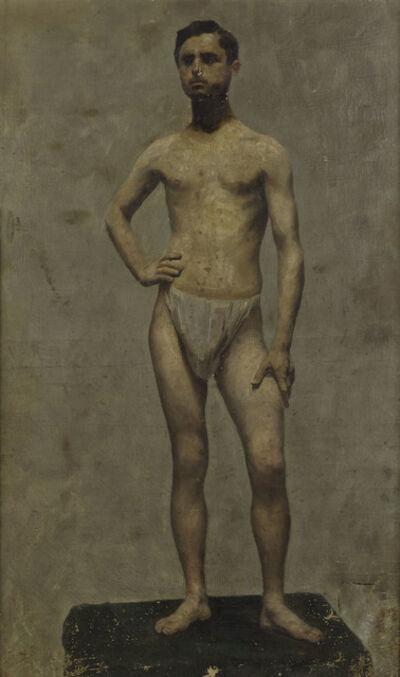 Hikmet Onat, 'Male Model'