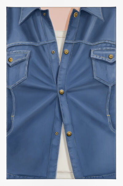 Jan Murray, 'Denim Jacket', 2014