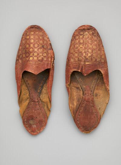 Unknown Artist, 'Shoe, Egypt, Akhmim-Panopolis', 4th-7th century AD