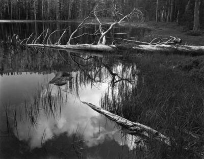 Ansel Adams, 'Siesta Lake, Yosemite National Park, California', ca. 1958