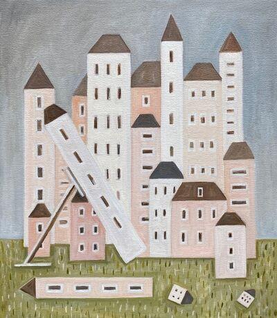 Sadie Chandler, 'Building Works', 2021