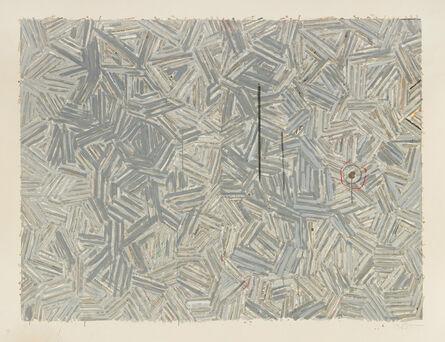 Jasper Johns, 'The Dutch Wives', 1977