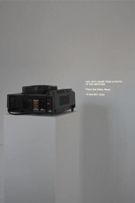 Meriç Algün Ringborg, 'The Risk of Being in Public', 2011