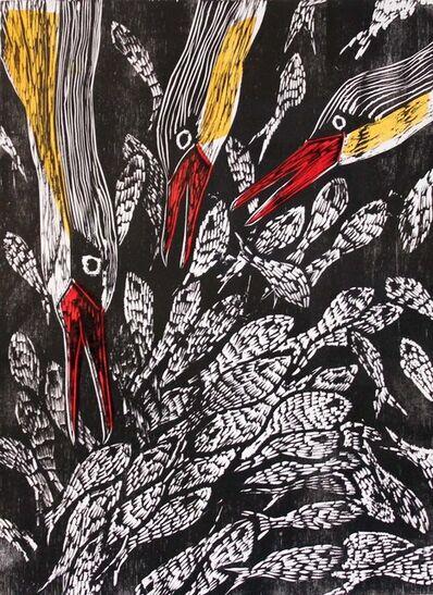 Laura Castell, 'Feeding Frenzy', 2011
