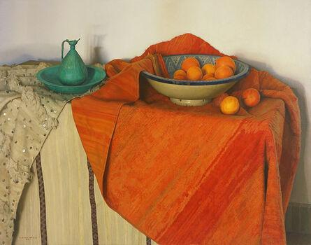 Claudio Bravo, 'Oranges', 2002