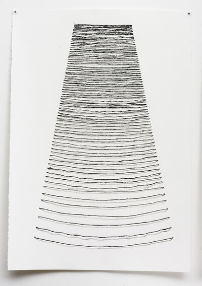 Claudia Parducci, 'Column with Vanishing Point', 2018