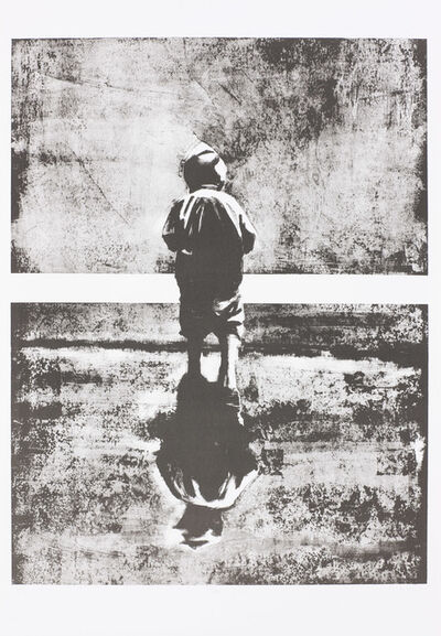 Tim Eitel, 'Back', 2010