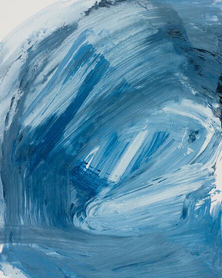 Howard Hodgkin, 'Ice', 2013