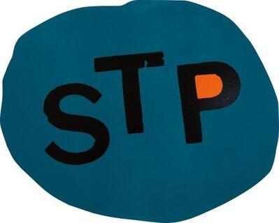 Lucien Smith, 'STP (3302c, Black 6 c, Bright Orange c)', 2014