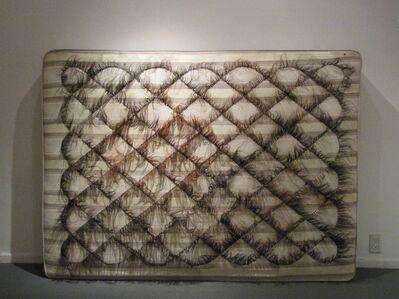 """Gabriela Gutiérrez, '""""Soporte de sueño""""', 2011"""