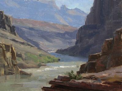 Dave Santillanes, 'Grand Canyon, Study', 2015