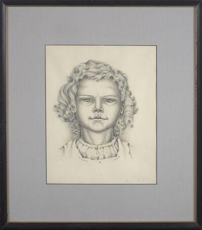 Alfonso Ossorio, 'Kay Kerwein, 14 May '44', 1944