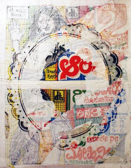 Chiraag Bhakta (*Pardon My Hindi), 'Untitled II (From the Washed Series)', 2014