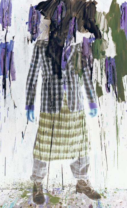 Thibault Hazelzet, 'Soldat #2 ', 2011
